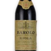 バローロ 1969 バタジオーロ イタリア ピエモンテ 赤ワイン 750ml