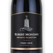 プライベート・セレクション ピノ・ノワール 2015 ロバート・モンダヴィ アメリカ カリフォルニア 赤ワイン 750ml