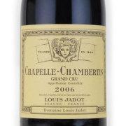 シャペル・シャンベルタン グラン・クリュ 2006 ルイ・ジャド フランス ブルゴーニュ 赤ワイン 750ml