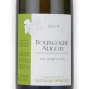 ブルゴーニュ・アリゴテ 2014 ニコラ・ルジェ フランス ブルゴーニュ 白ワイン 750ml
