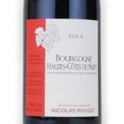 オート・コート・ド・ニュイ ルージュ 2014 ニコラ・ルジェ フランス ブルゴーニュ 赤ワイン 750ml