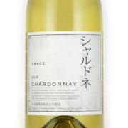 グレイス シャルドネ 2016 中央葡萄酒 日本 山梨県 白ワイン 720ml