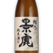 越乃景虎 純米酒 新潟県諸橋酒造 720ml