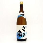 芋焼酎「さつまの海」 鹿児島県大海酒造協業組合 1800ml