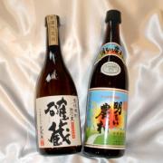 【2016年 ギフト 贈り物に】本格焼酎四合瓶2本ギフトBセット