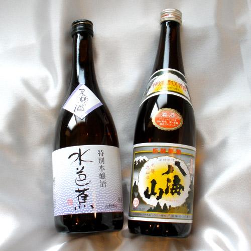 【2016年 ギフト 贈り物に】日本酒720ml2本Aセット