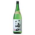 八海山 純米大吟醸酒 新潟県八海醸造 1800ml