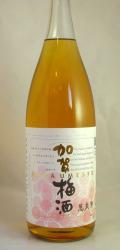 加賀梅酒1800ml 石川県萬歳楽