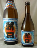 奄美黒糖焼酎 朝日 30度 1800ml 奄美大島朝日酒造