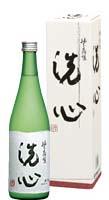 洗心純米大吟醸720ml 新潟県朝日酒造