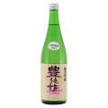 豊の梅 2020 純米吟醸酒 生酒 高知県高木酒造 720ml