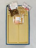 日本酒1800ml瓶2本用 こだわりのおつまみ&箱セット