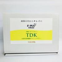 「有機アガベイヌリン 水溶性食物繊維スティックゼリー」  TDK