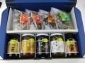 黒糖4種ジャム2種蜜2種詰め合わせセット(送料込み)<のしネーム入れ可>