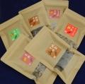 黒糖6袋セット【送料無料】<のしネーム入れ可>ジッパー付き袋