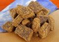 手作り地釜炊き生姜黒糖(40g)25袋セット      ジッバー付なのでイベントや職場の皆さんへのお土産に最適(発送準備期間7日)