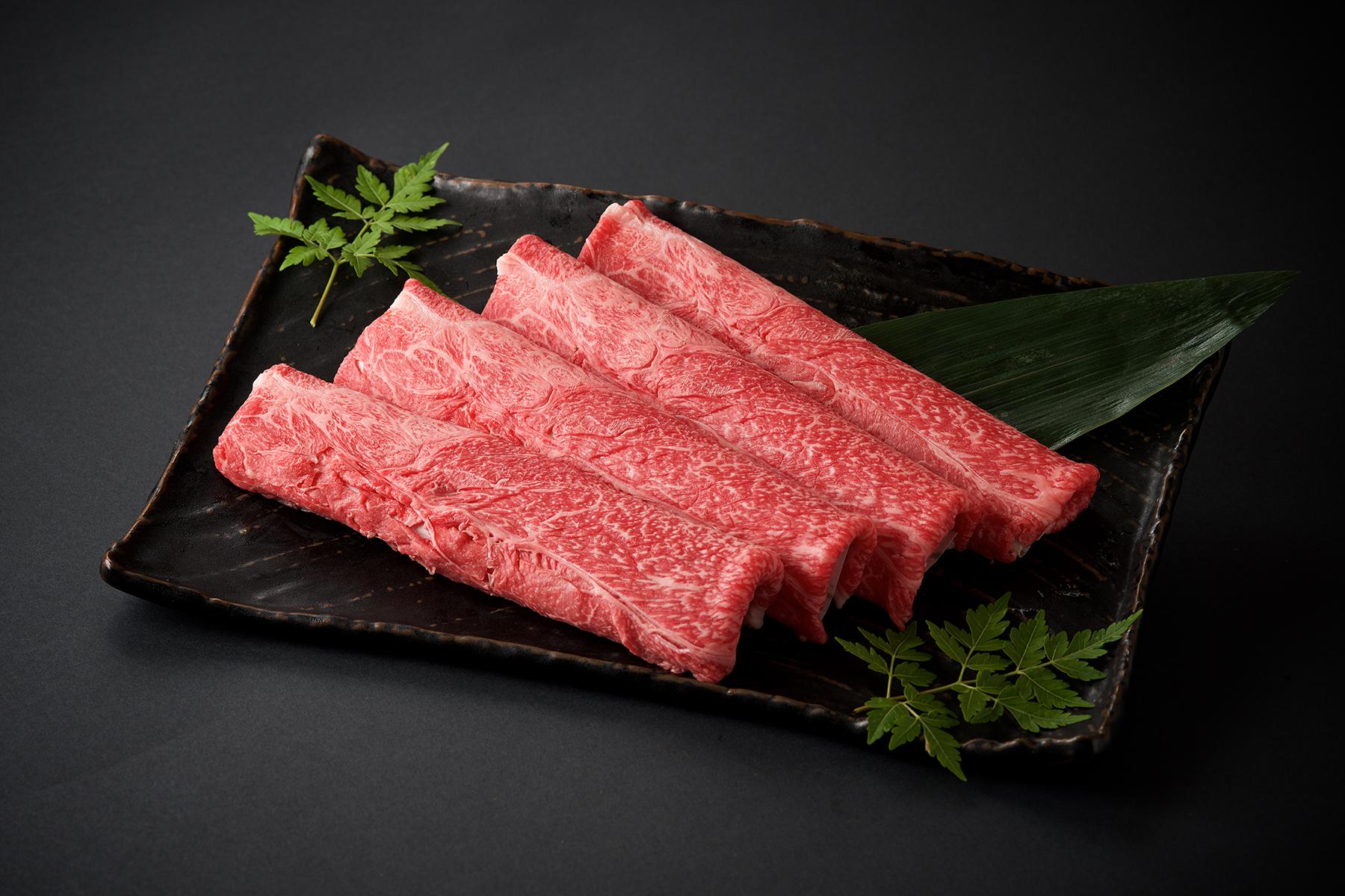 九州産黒毛和牛モモカタしゃぶしゃぶ用/100g(700)