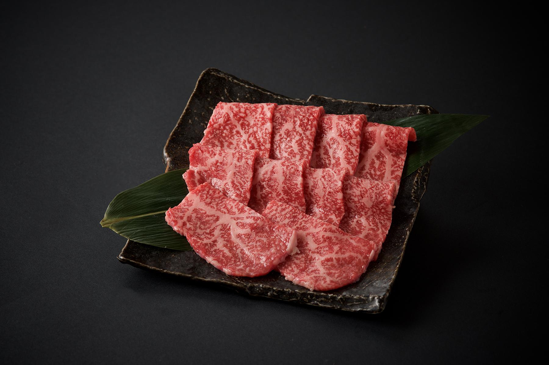 九州産黒毛和牛 上赤身焼肉