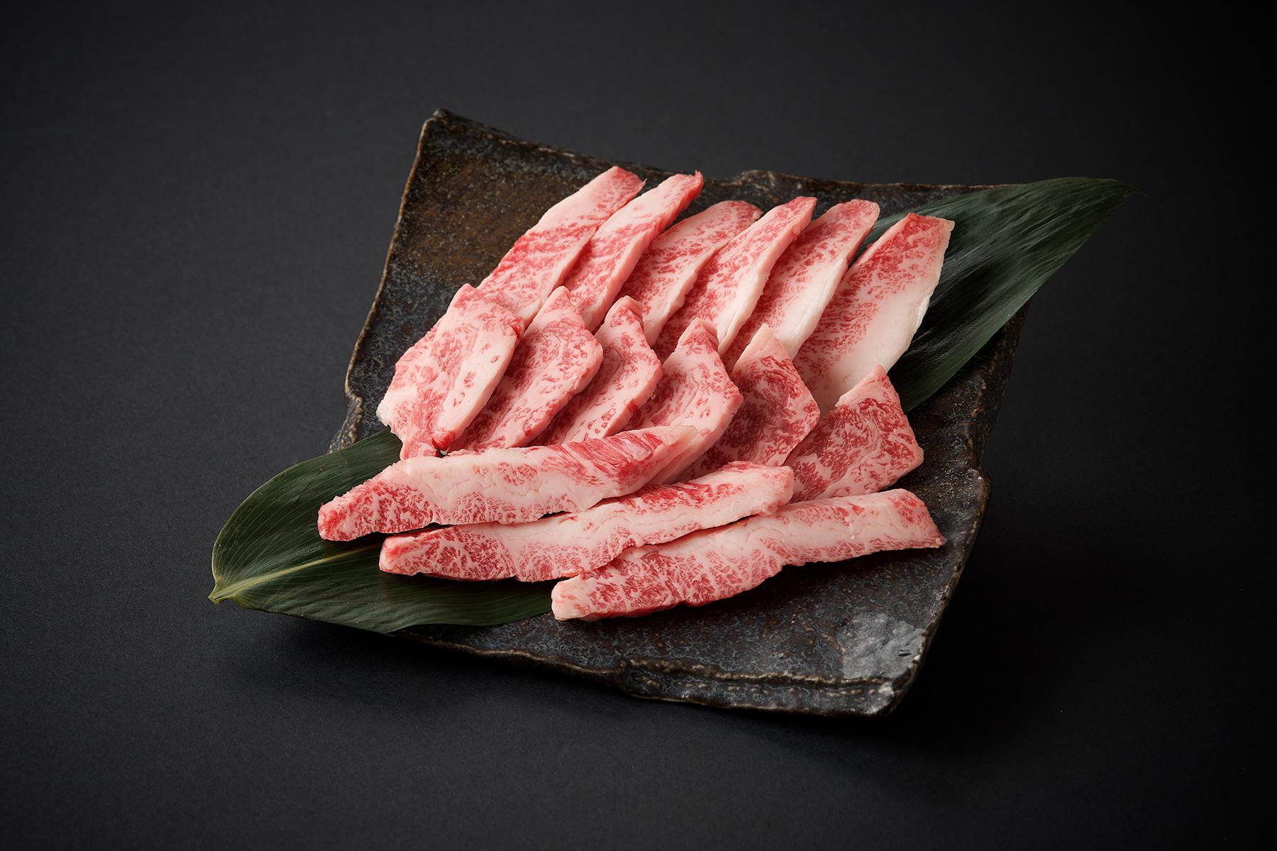九州産黒毛和牛 カルビ焼肉/100g(580)
