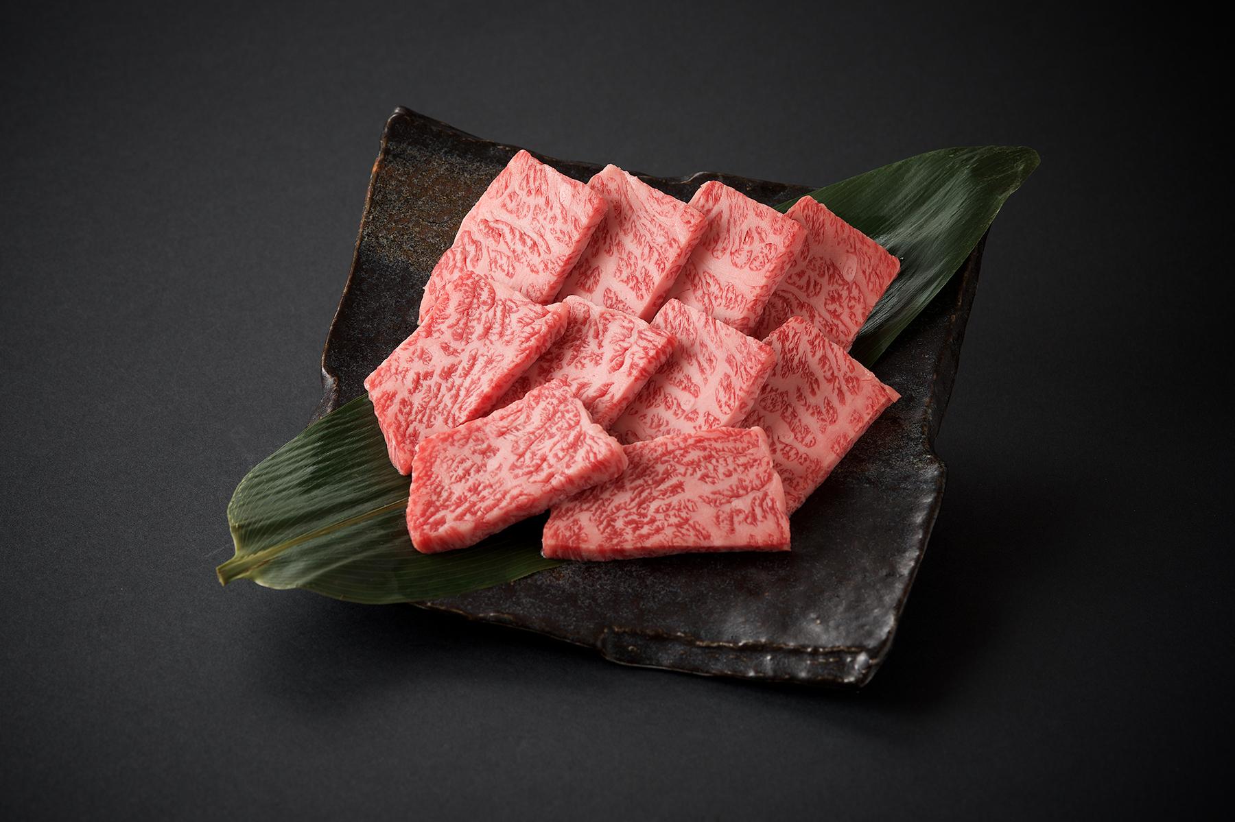 九州産黒毛和牛 ロース焼肉/100g(1200)