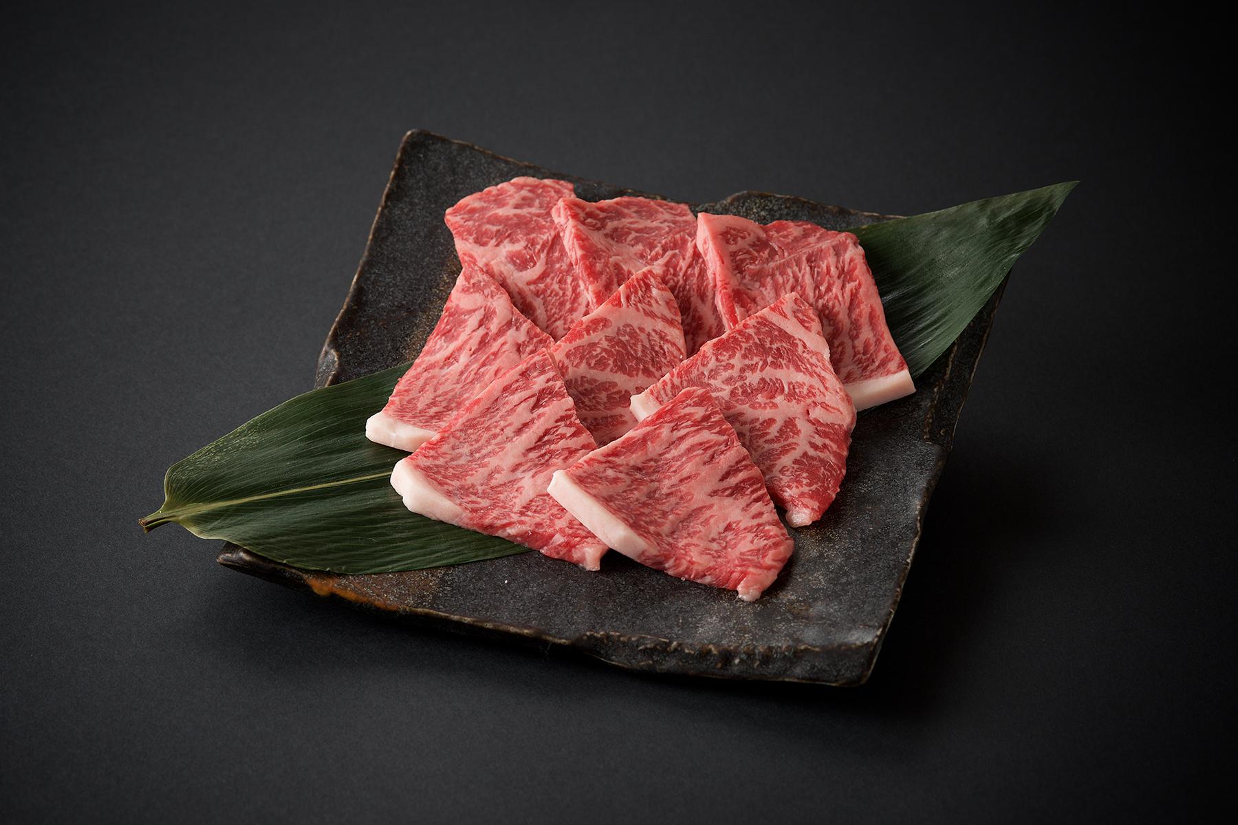 九州産黒毛和牛 いちぼ焼肉・100g