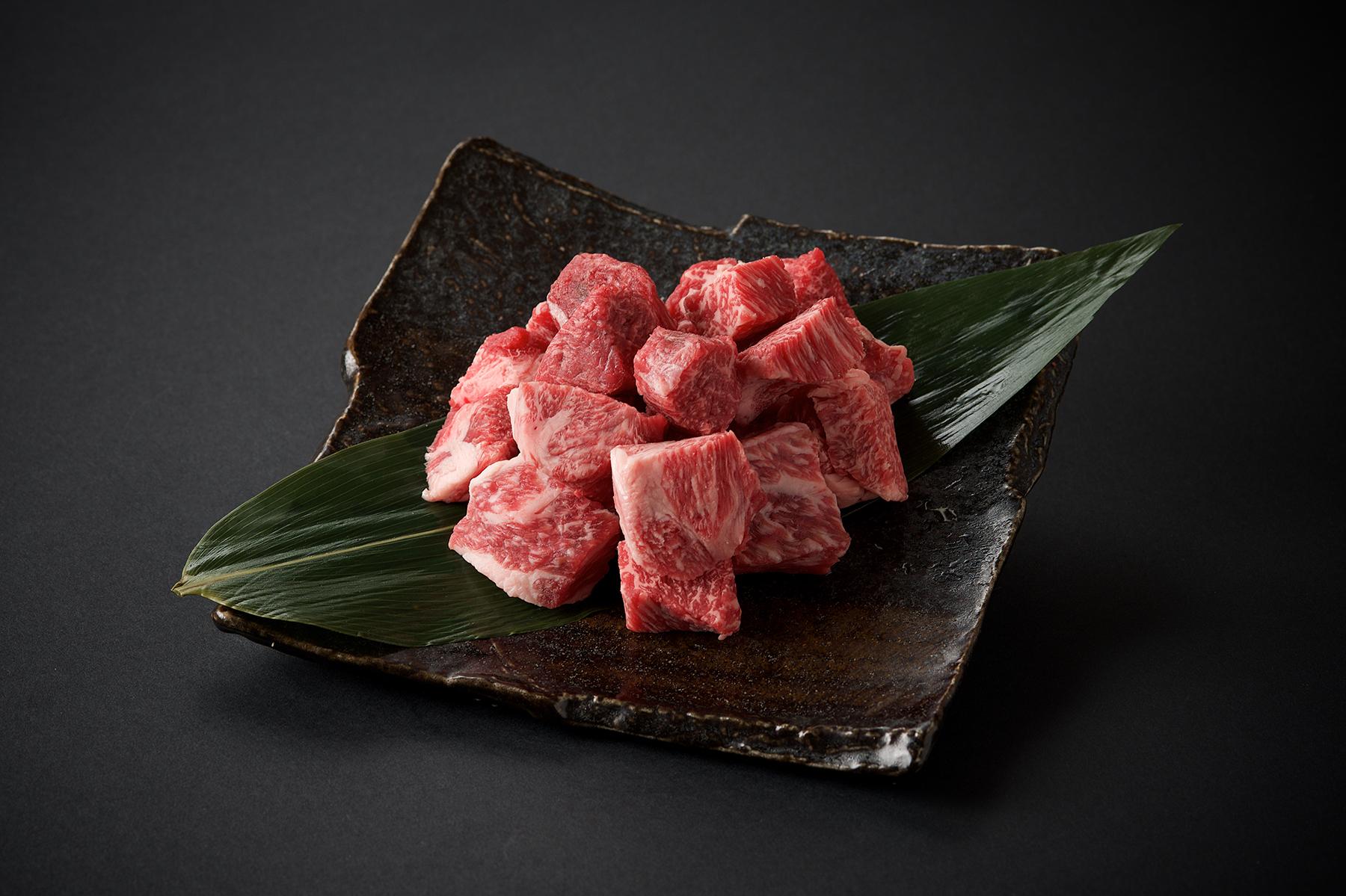 九州産黒毛和牛 カレー・シチュー/100g