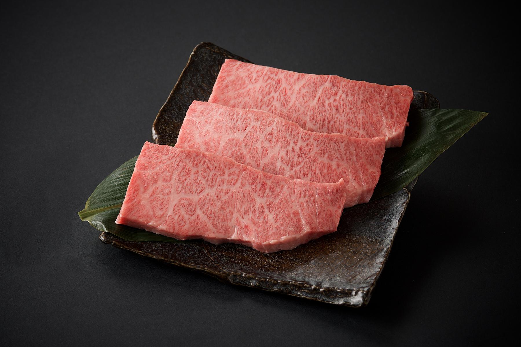 九州産黒毛和牛 ハネシタステーキ/1枚約100g