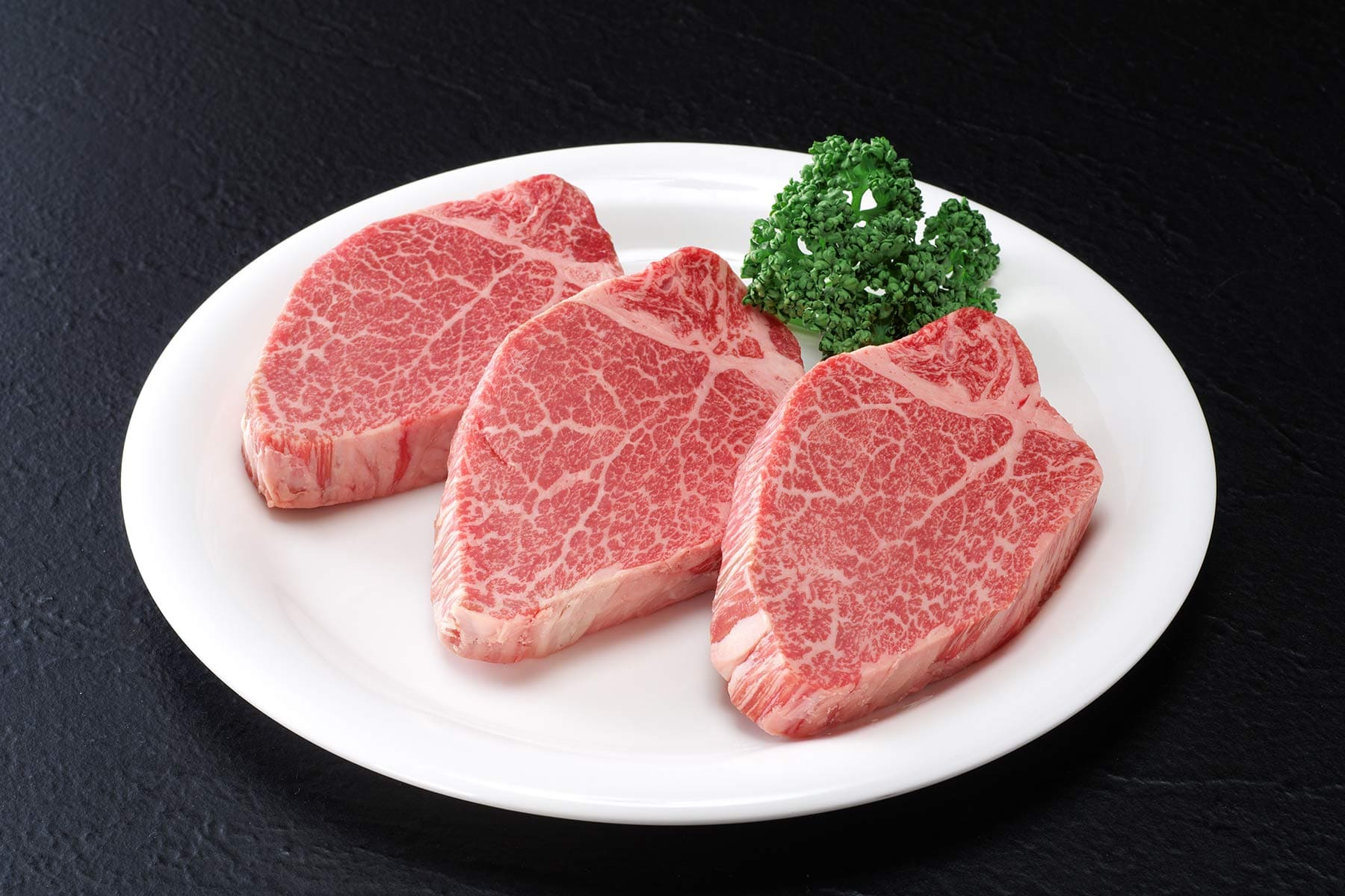九州産黒毛和牛 サーロインステーキ