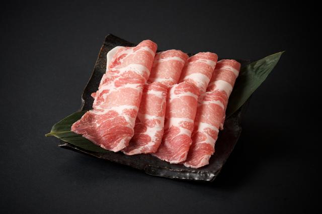 九州産豚肩ローススライス