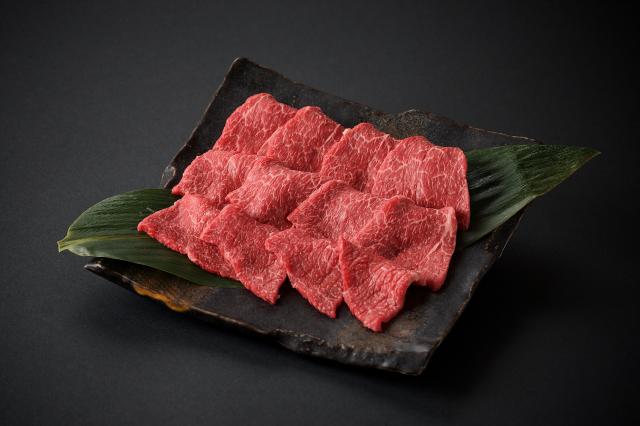 九州産黒毛和牛 赤身焼肉/100g