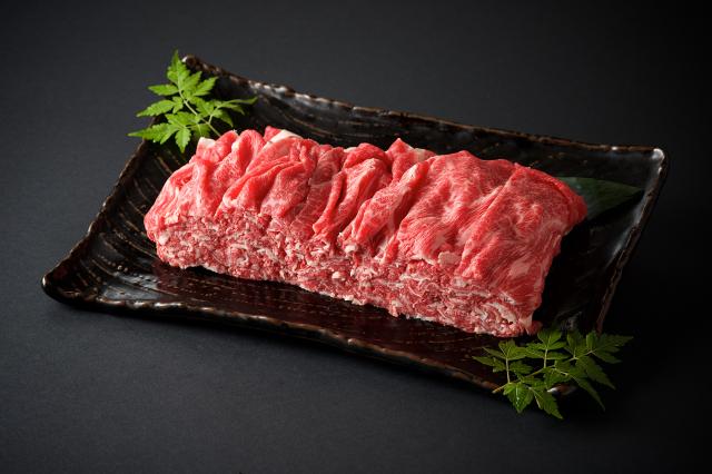 九州産黒毛和牛 カタバラスライス/100g