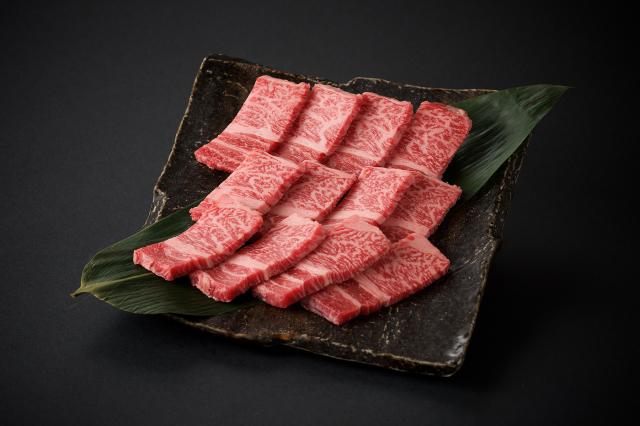九州産黒毛和牛 ロース焼肉/100g