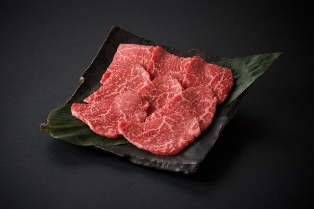 九州産黒毛和牛 らんぷ焼肉/100g