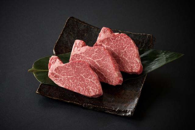 九州産黒毛和牛 ヒレステーキ/1枚約150g(3000)