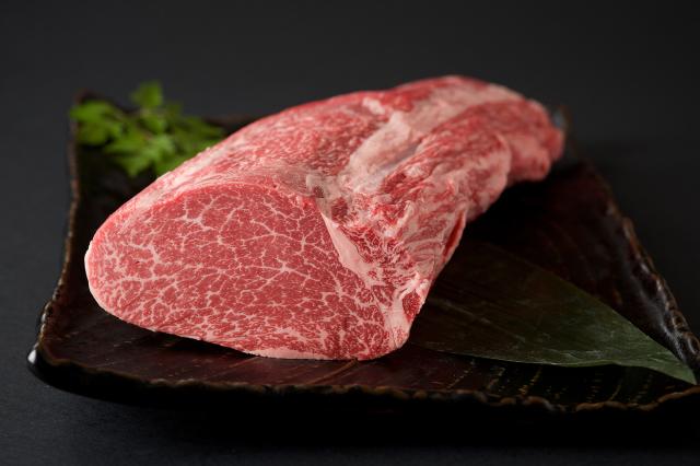 九州産黒毛和牛 ヒレステーキ/1枚約150g(4000)