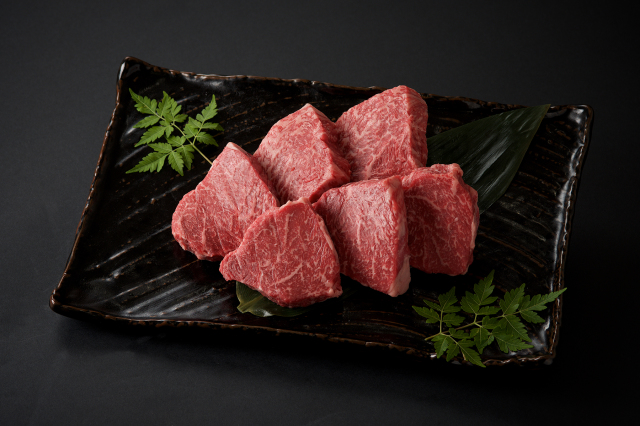 九州産黒毛和牛 ランプステーキ/1枚約100g