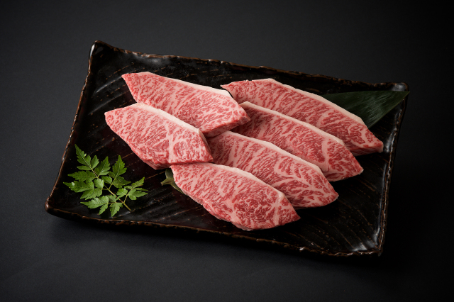 九州産黒毛和牛 イチボステーキ/1枚約100g