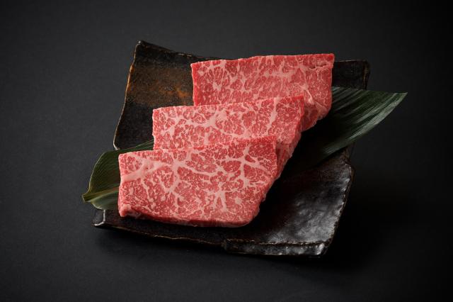 九州産黒毛和牛 モモステーキ/1枚約100g