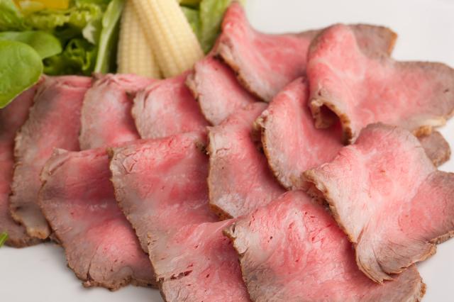 九州産黒毛和牛 自家製ローストビーフ(480g)(ソース150ml)