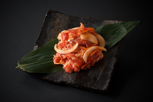とびうめ豚 味付焼肉-1