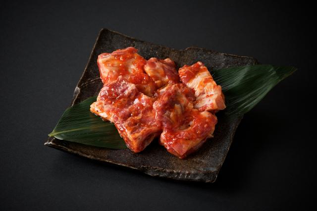 九州産豚 味付スペアリブ-1