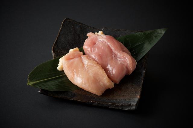 古処鶏 ムネ/1枚約200g