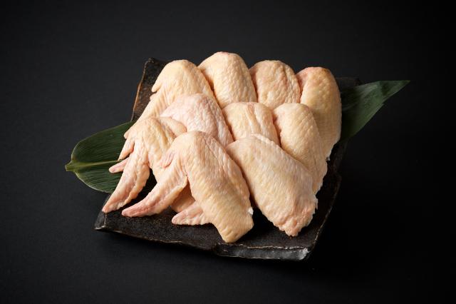 古処鶏 手羽先/100g