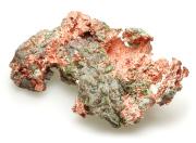 自然銅 ミシガン州 Caledonia鉱山 01 メイン