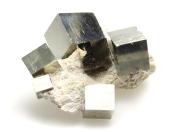 パイライト 母岩付き La Rioja 100.3g 01 メイン