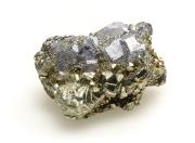 黄鉄鉱と方鉛鉱 ペルー 01 メイン