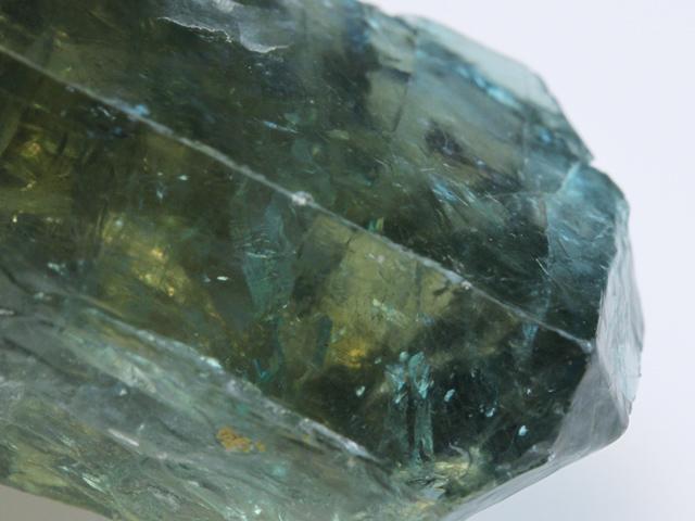 弗素燐灰石(Fluorapatite)ロシアSlyudyanka産
