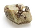 透輝石 単結晶と金雲母 01 メイン