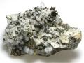 黄銅鉱と水晶 ルーマニア産 01 メイン