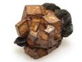 灰鉄柘榴石と赤鉄鉱 01 メイン